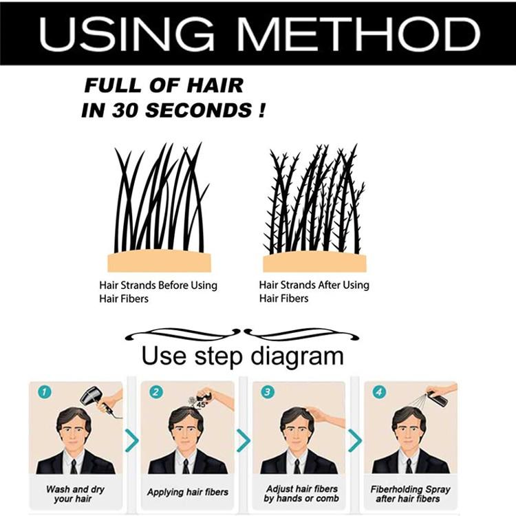Instant Hair Building Spray