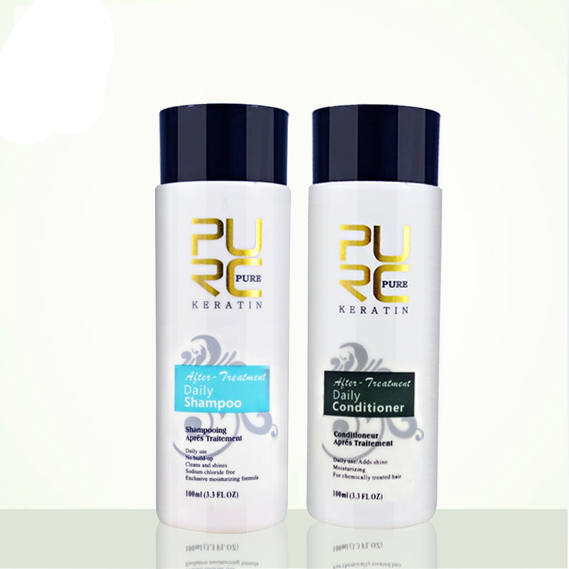 Professional Hair Shampoo and Conditioner