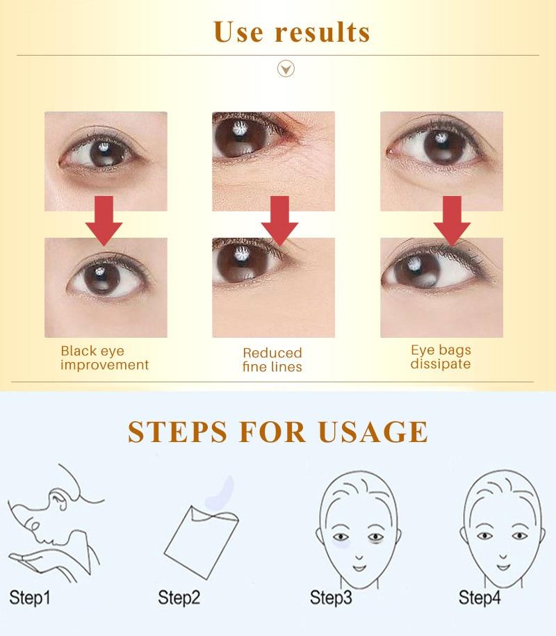 Collagen Gel Eye Patches