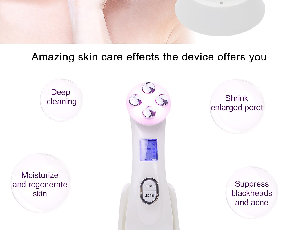 Mesotherapy Anti-Age Device