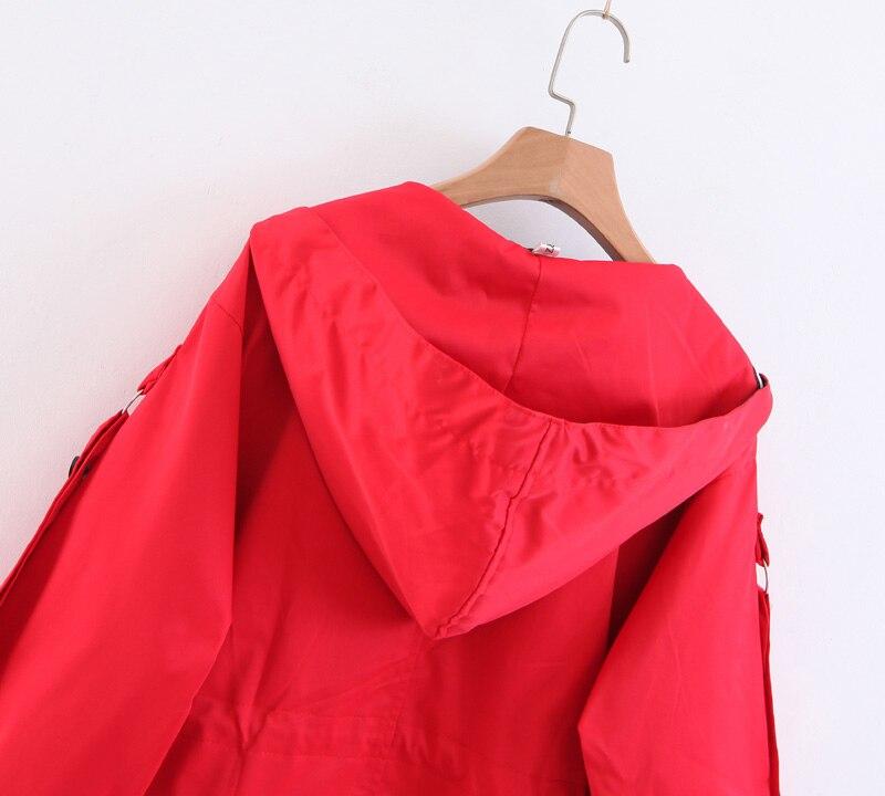 Women's Harajuku Style Multicolor Jackets