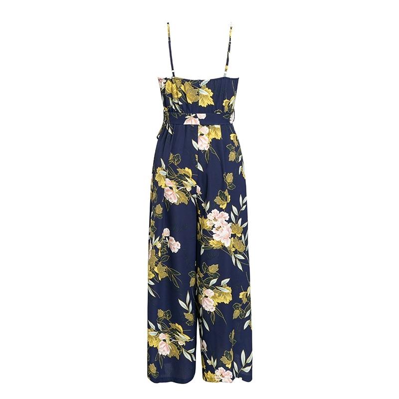 Women's Loose Cami Jumpsuit