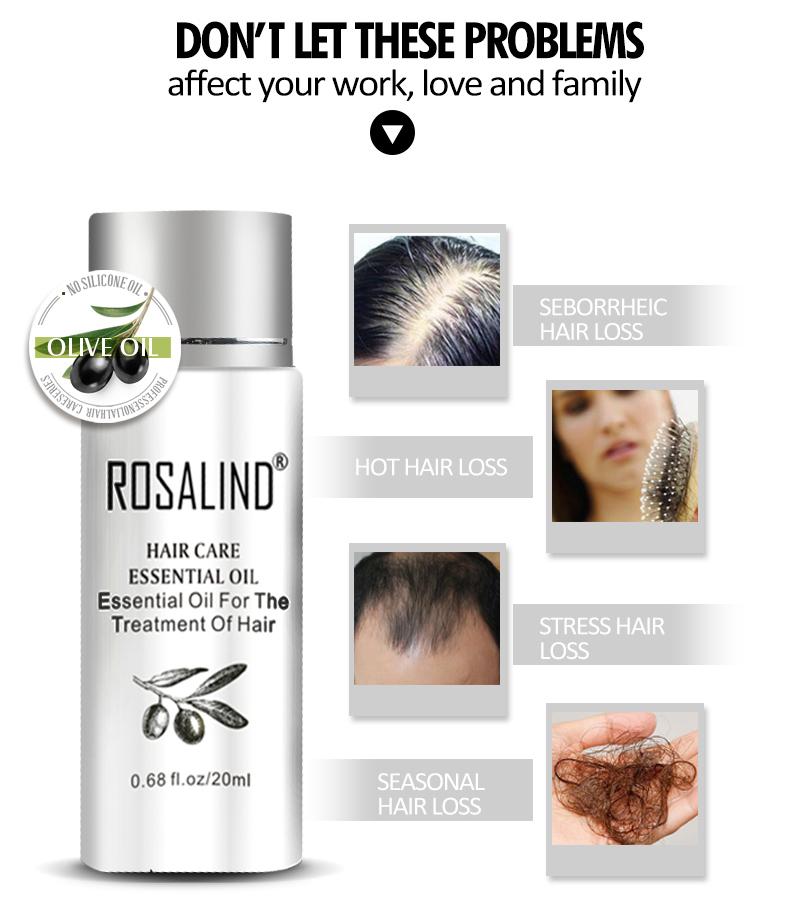 Essential Oil Hair Masque