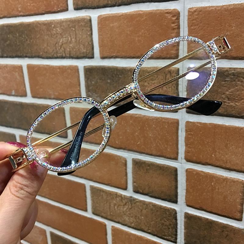 Women's Retro Style Round Sunglasses