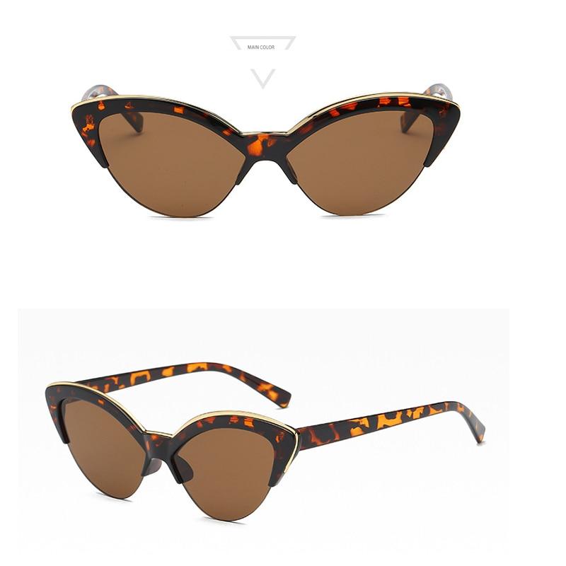 Women's Retro Style Butterfly Sunglasses