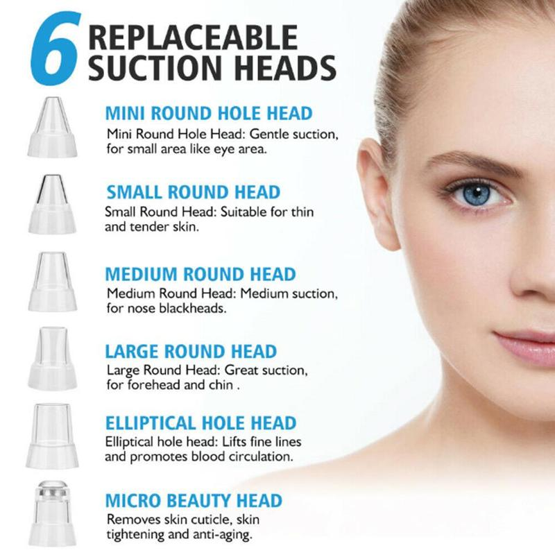 Face Pore Vacuum Cleaner