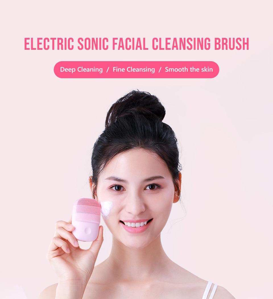 Sonic Skin Soothing Deep Cleanser USB Brush