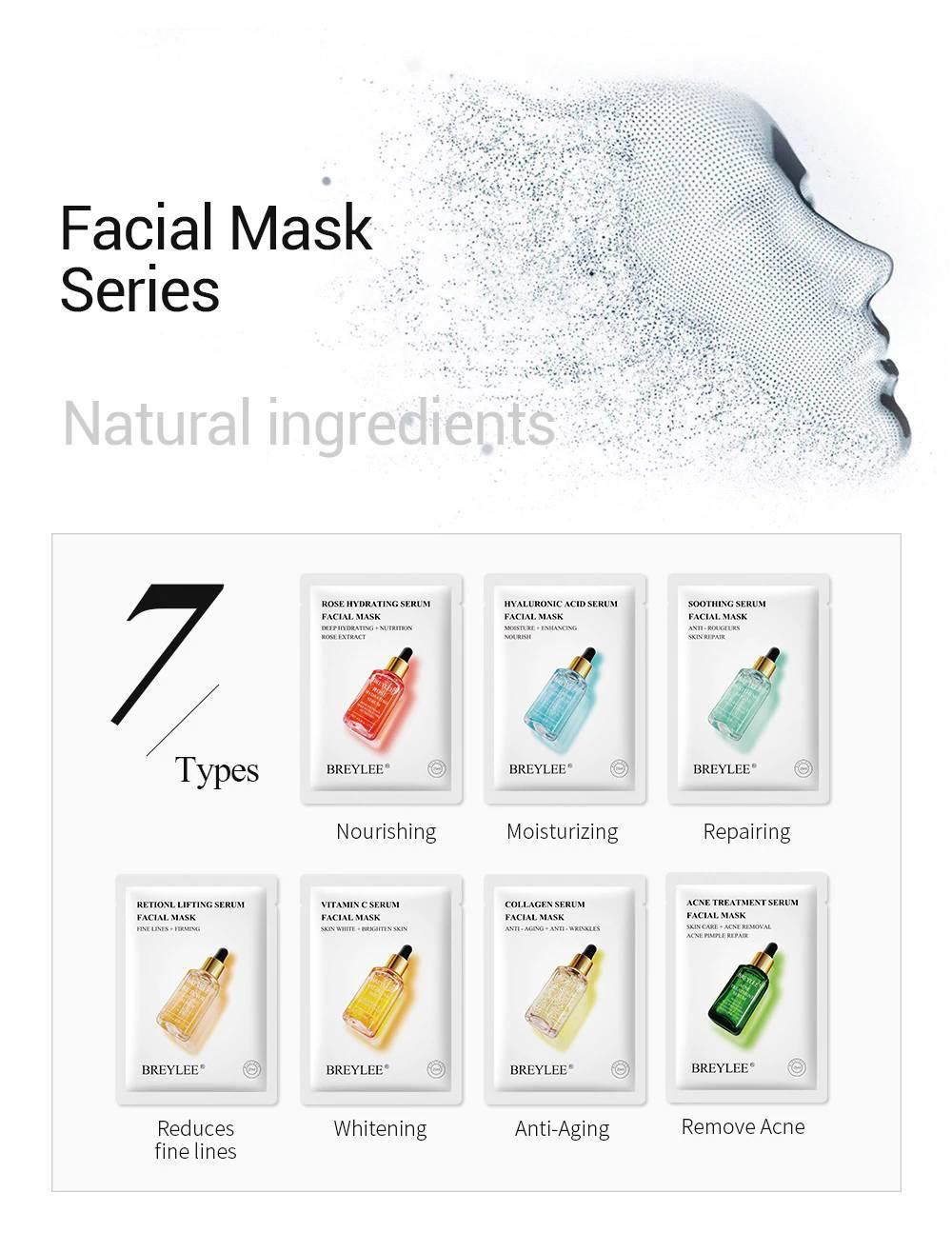 Collagen Facial Sheet Mask