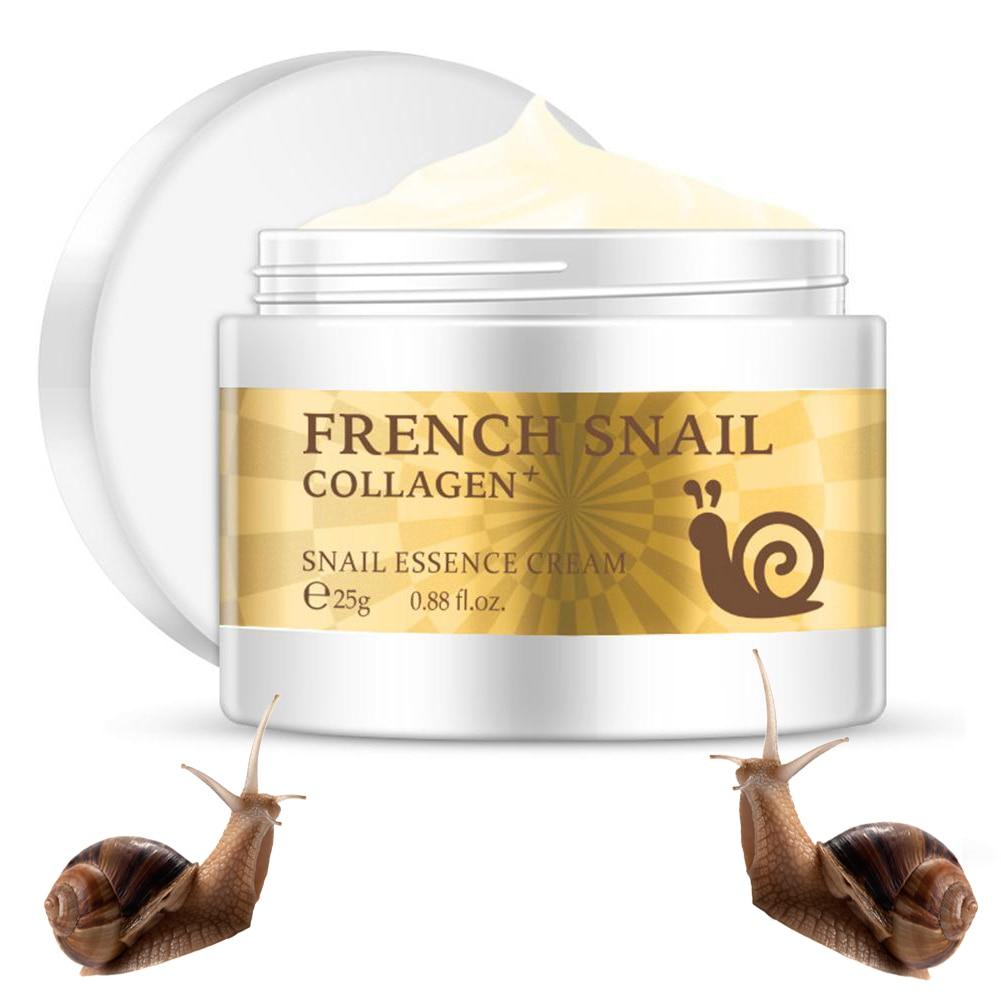 Moisturizing Anti Aging Snail Face Cream