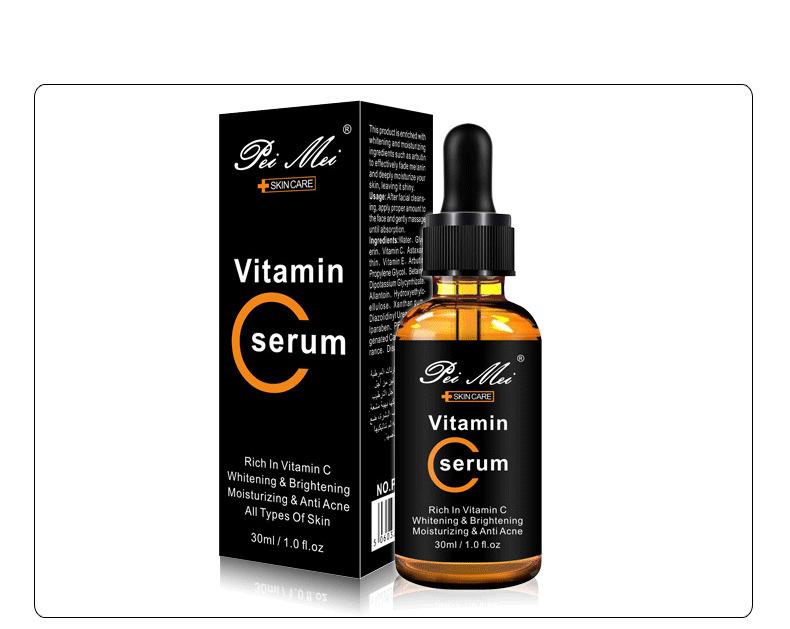 Vitamin C Whitening and Moisturizing Face Serum
