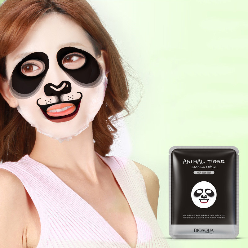 Cute Animal Moisturizing Face Masks