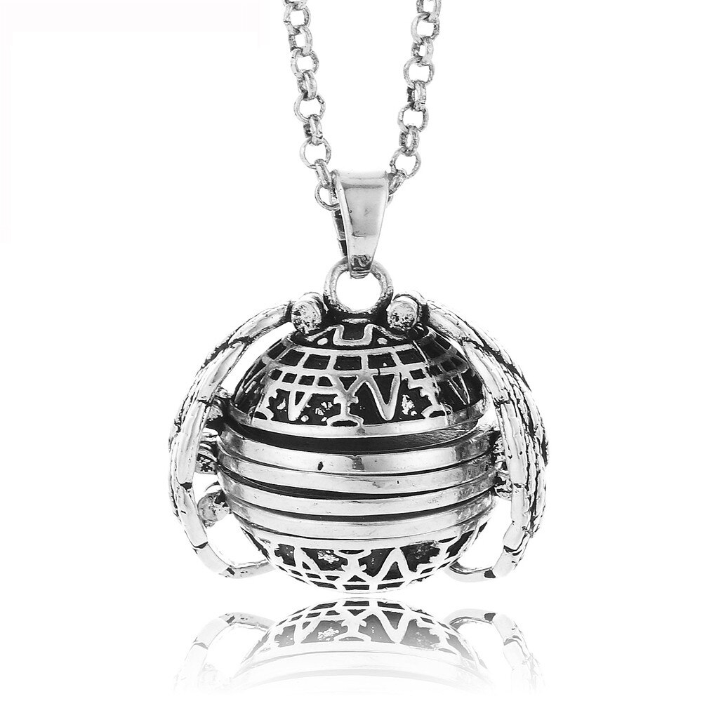 Photo Inside Pendant Necklace