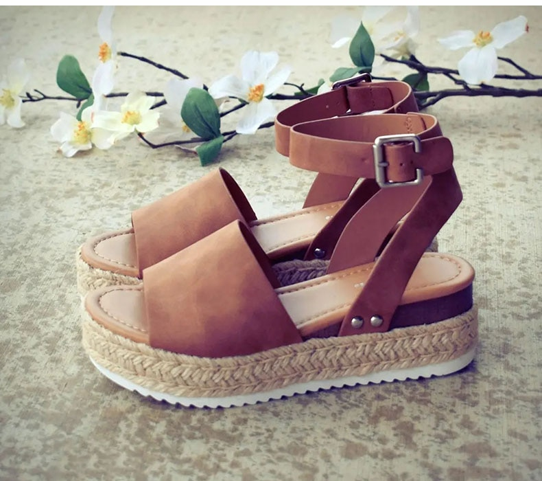Women's Casual High Heels Sandals