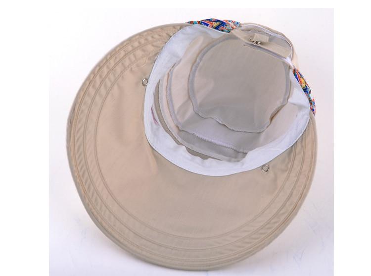 Women's Anti-UV Summer Hat