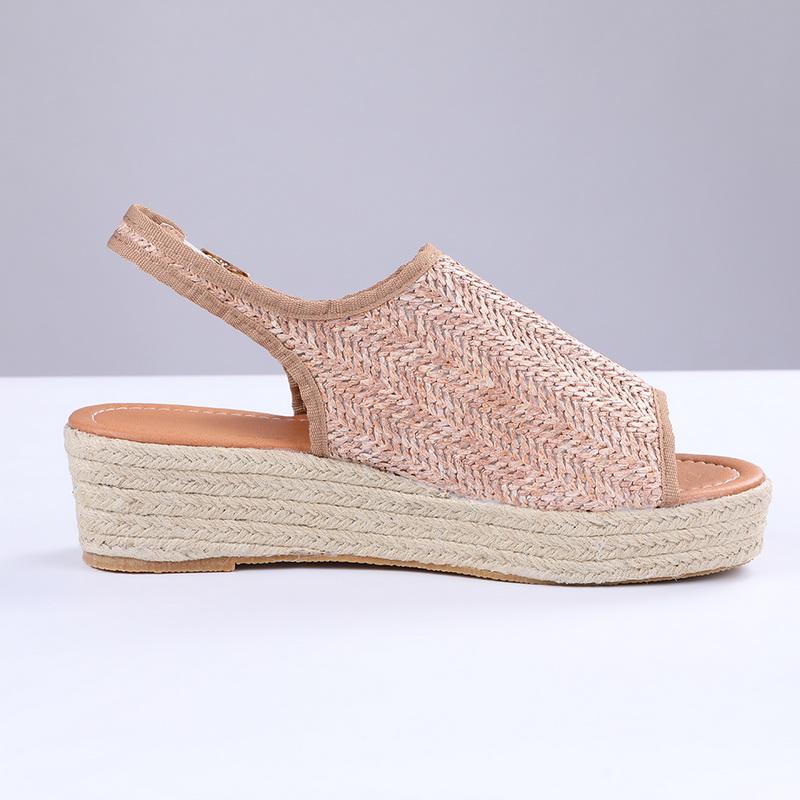 Women's Summer Braided Sandals